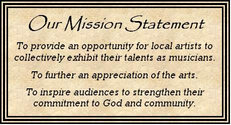 Celebration Singers Mission Statement