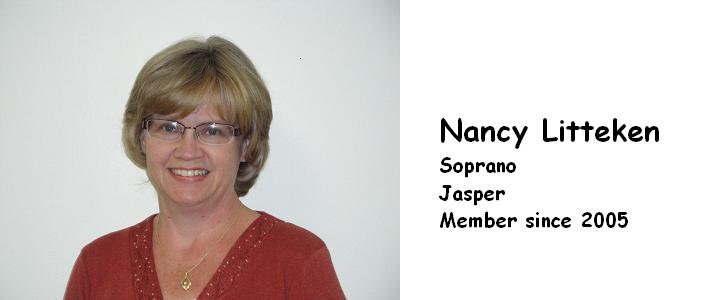 LITTEKEN, NANCY   SOPRANO   2003   JASPER